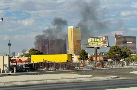 Mmabatho Palms Casino On Fire