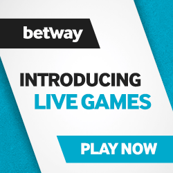 Betway R25 Sign Up Bet