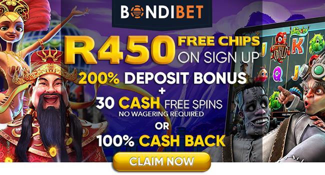 BondiBet Casino South Africa