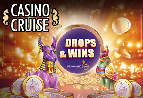 Drop & Win @ Casino Cruise