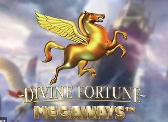 Divine Fortune Megaways slots