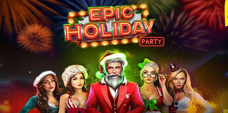 Epic Holiday Party Slot