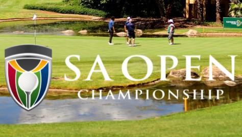 Sun City  Open Golf Championship SA