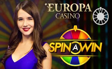 Europa Casino - Takealot Voucher