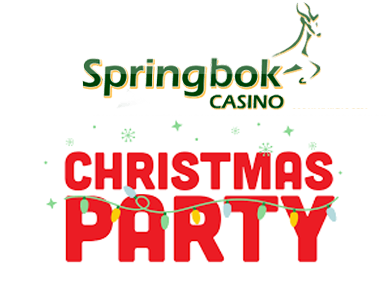 Springbok Casino Christmas Party Comes Early