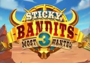 Sticky  Bandits 3 Slots
