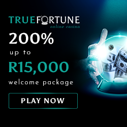 True Fortune Casino Welcome Bonus